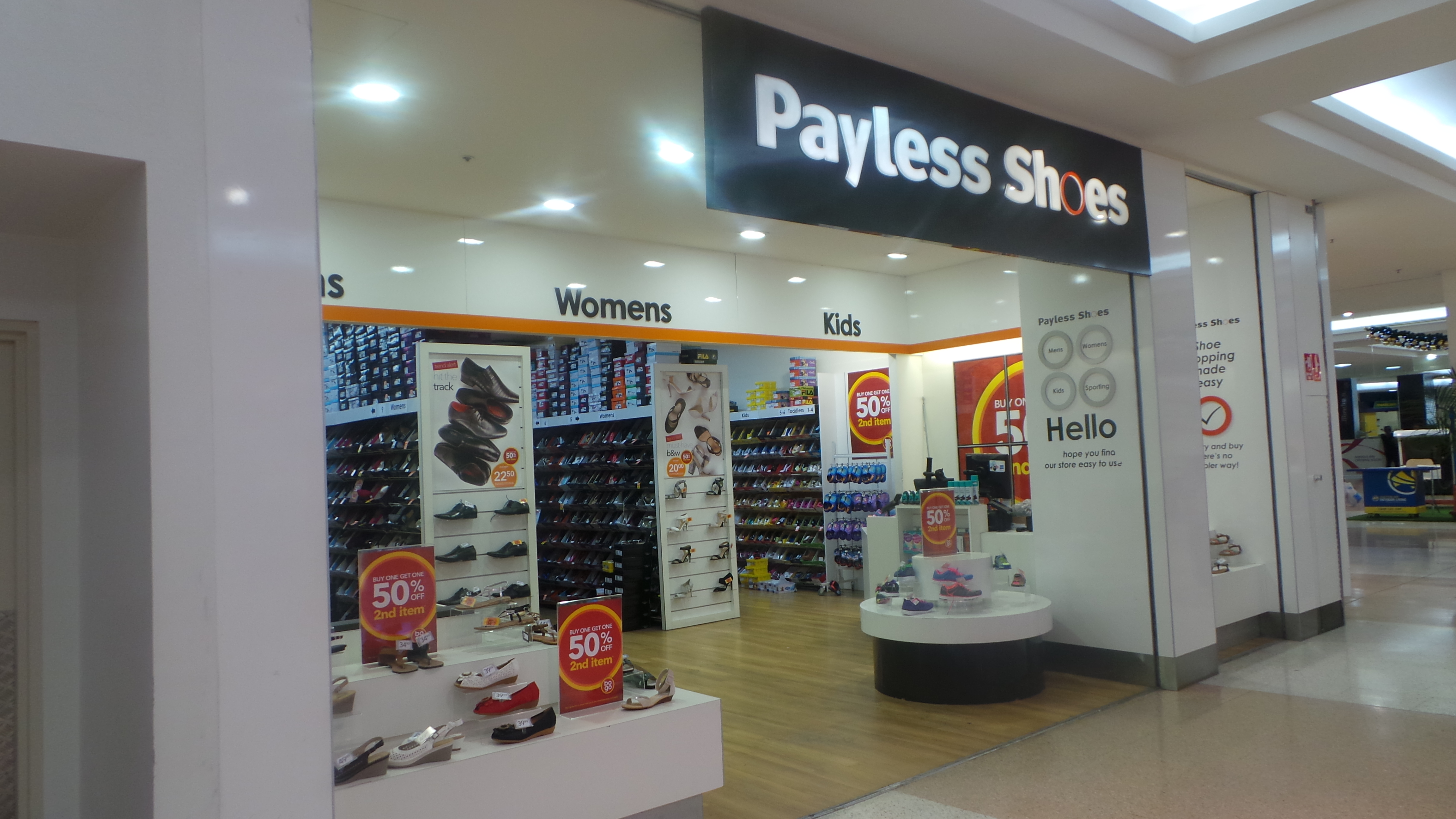 Payless Shoes Store Hours 5