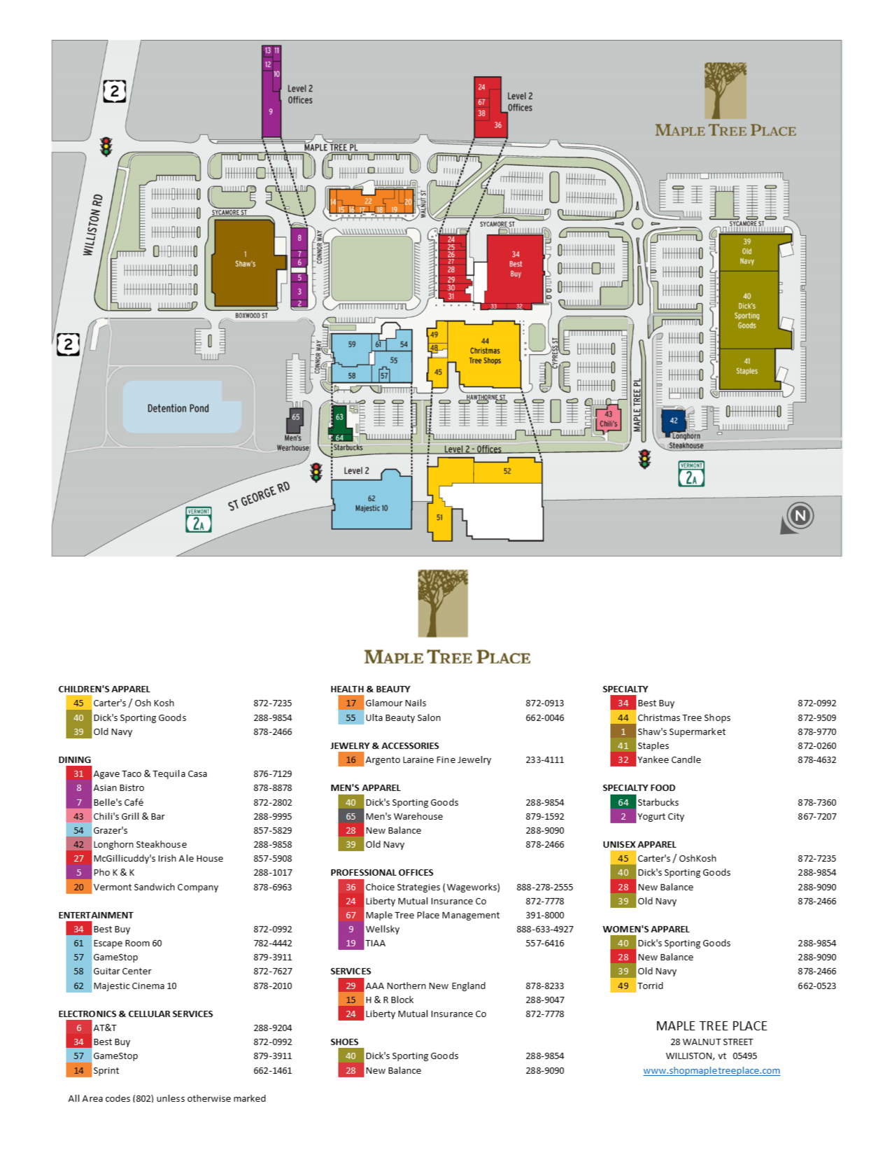 3d2aef65a53b5 Mall Map